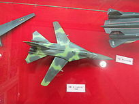 櫥窗飛機模型
