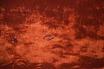 红色墙面背景素材