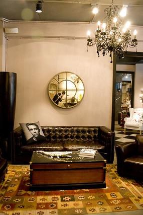 奢侈欧式客厅家饰家私欣赏