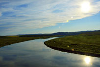河流 湖泊