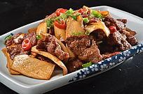秦岭菌香牛肉