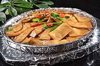 铁板米豆腐