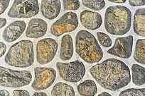 石头墙壁装饰