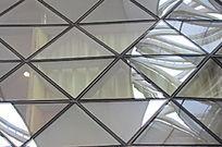三角格子背景素材