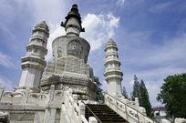 藏传佛教白塔