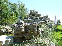 漂亮的观赏石
