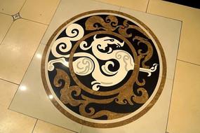 地面装饰图案