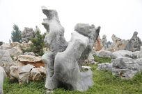 原生态石头