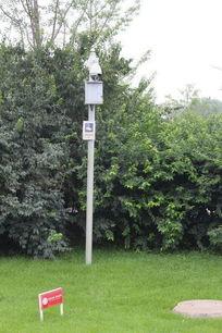 公园监控设施