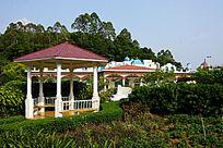 园林建筑风景