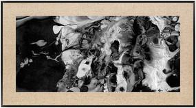 典雅黑白装饰画