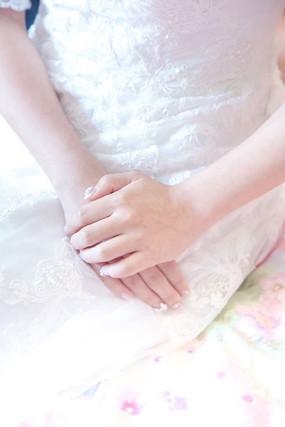 新娘 的美甲