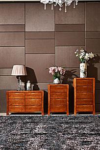高档木制家具