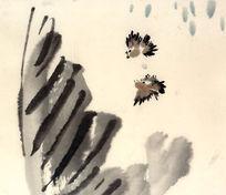 水墨画趣味国画