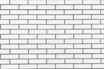 白色墙砖背景