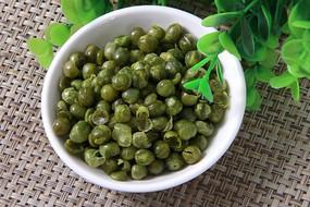 干炒青豌豆