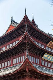 古建筑榫卯结构
