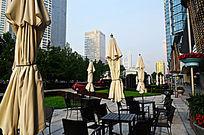 户外休闲餐厅