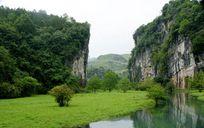 湄江地质三道岩门