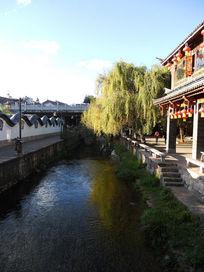 丽江的秋天