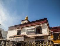 中国西藏拉萨建筑