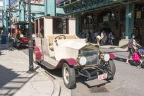 20世纪初第一代汽车