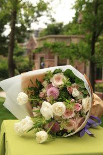 田园风鲜花