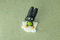 小兔子玩偶