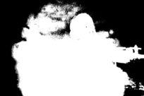 黑白抽象艺术背景素材