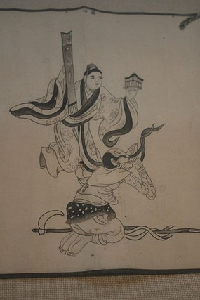 神话人物图片