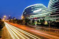 北京朝阳区路面