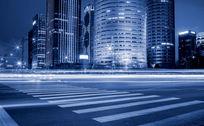 城市建筑夜景
