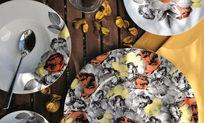 时尚陶瓷餐具
