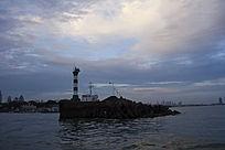 青岛海边风景