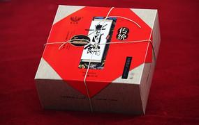 老式月饼礼盒