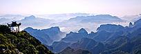 山西板山云雾