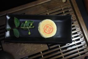 苏式中秋月饼茶点