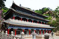 龙泉寺华藏世界全景近景