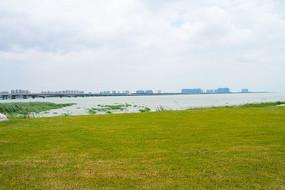 湖边景观设计