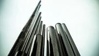 钢结构艺术雕像