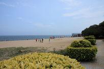 椰风寨海滩景色