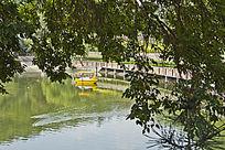 青岛北岭山公园美丽风景