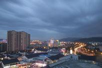苏州城市夜景