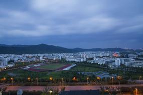 苏州国际教育园全景