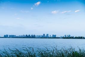 苏州石湖风光