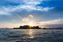 惠州巽寮湾风景
