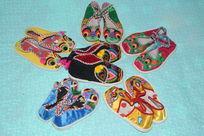宝宝手工鞋图片