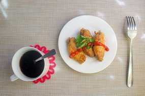 空气炸锅西餐香酥鸡翅