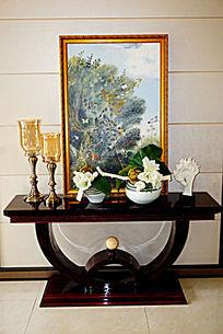 酒店客廳裝飾畫