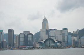 香港中心紫金花